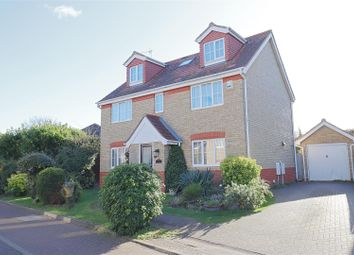 Thumbnail 5 bed detached house for sale in Washall Drive, Braintree