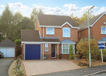 Thumbnail 3 bed detached house to rent in Cadman Drive, Priorslee, Telford