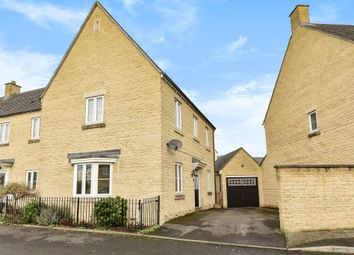 Thumbnail 3 bed end terrace house to rent in Shilton Park, Carterton