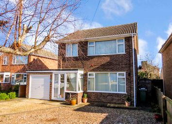 3 bed detached house for sale in Pinewood Close, Bourne PE10
