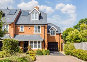 Thumbnail 4 bed end terrace house for sale in Ridings Close, Ascot