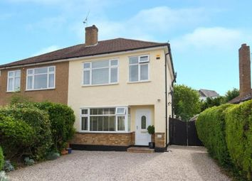 Thumbnail 3 bed semi-detached house for sale in The Grove, Brentwood, Essex