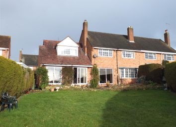 Thumbnail 4 bed semi-detached house for sale in Galahad Way, Stourport-On-Severn