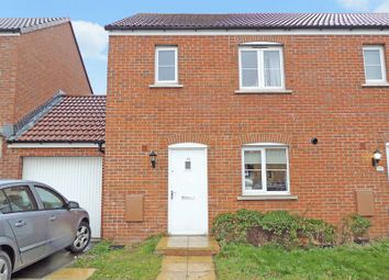 Thumbnail 3 bed semi-detached house for sale in The Mead, Keynsham, Bristol