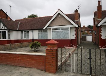 Thumbnail 2 bed semi-detached bungalow for sale in Larkfield Lane, Southport