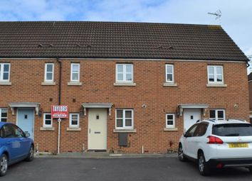 Thumbnail 2 bed terraced house for sale in Lyneham Drive, Kingsway, Gloucester, Gloucestershire
