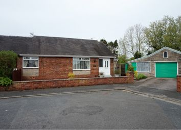 Thumbnail 3 bed semi-detached bungalow for sale in Westway, Freckleton, Preston
