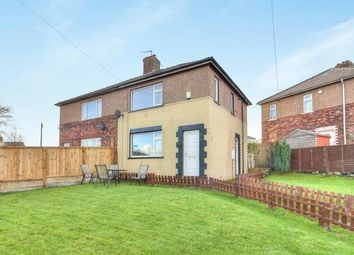 Thumbnail 3 bed semi-detached house for sale in Ryecroft Crescent, Halifax, West Yorkshire