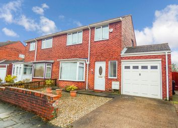3 bed semi-detached house for sale in Moorland Drive, Bedlington NE22