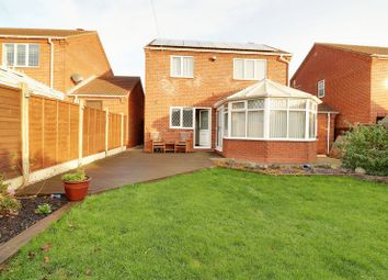 Thumbnail 3 bed detached house for sale in Highfields, Barrow-Upon-Humber