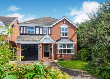 Thumbnail 4 bed detached house for sale in Pasture Drive, Castleford