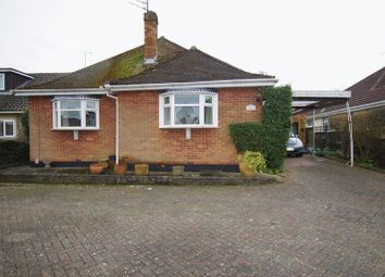 Thumbnail 4 bed bungalow for sale in Brecon Close, Swindon