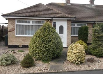 Thumbnail 2 bed bungalow to rent in Chatsworth Avenue, Radcliffe-On-Trent, Nottingham