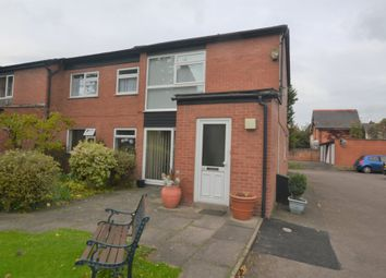 Thumbnail 2 bed flat for sale in Ashleigh Gardens, West End, Leicester