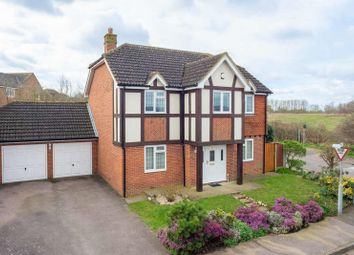 Thumbnail 5 bed detached house for sale in Juniper Close, Allington, Maidstone
