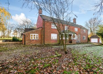 Thumbnail 3 bed detached house for sale in Watton Road, Barford, Norwich