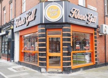 Thumbnail Commercial property for sale in Khans Grill, 160 Heaton Road, Heaton