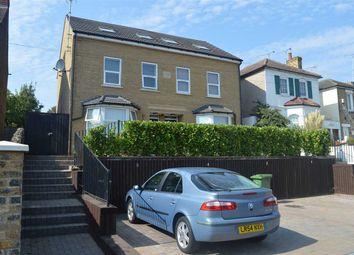 Thumbnail 2 bedroom flat for sale in Kavan Court, 14 Summerhill Road, Dartford