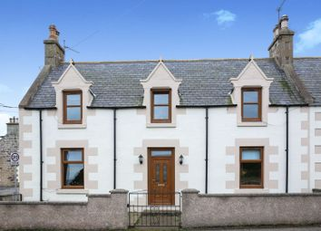 Thumbnail 5 bed semi-detached house for sale in Netherton Terrace, Findochty, Buckie