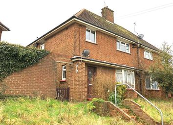 Thumbnail 2 bedroom flat to rent in Clarke Avenue, Hove, East Sussex
