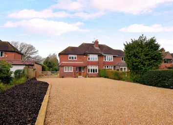 Thumbnail 3 bed semi-detached house to rent in Earlswood Common, Earlswood, Solihull