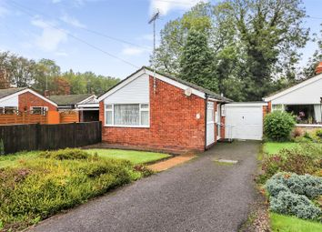 Thumbnail 2 bed bungalow for sale in Hillside, Appleby Magna