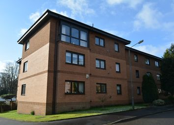 Thumbnail 2 bed flat for sale in Millholm Road, Cathcart