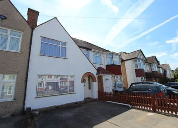 Thumbnail 3 bed terraced house to rent in Victoria Avenue, Uxbridge