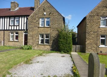 Thumbnail 2 bed end terrace house to rent in Newsome Avenue, Newsome, Huddersfield