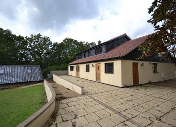 Thumbnail 4 bedroom detached house to rent in Walpole Close, Broome, Bungay