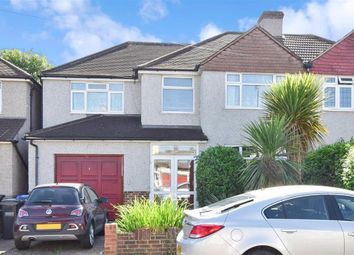 Thumbnail Semi-detached house for sale in Aldersmead Avenue, Shirley, Croydon, Surrey