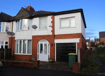 Thumbnail 5 bedroom semi-detached house to rent in Raleigh Road, Fulwood, Preston