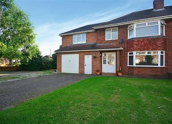 Thumbnail 4 bed semi-detached house for sale in Lavington Drive, Longlevens, Gloucester