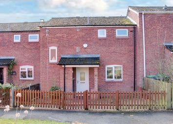 Thumbnail 2 bed terraced house for sale in Lightoak Close, Redditch