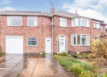 4 bed semi-detached house for sale in Fieldgate Crescent, Leicester, Leicestershire LE4