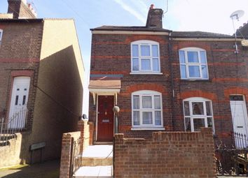 Thumbnail 3 bed terraced house to rent in Winsdon Road, Luton