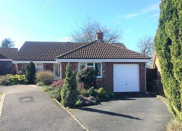 Thumbnail 2 bed detached bungalow for sale in Cypress Close, Honiton
