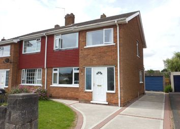 Thumbnail 3 bed semi-detached house to rent in Pembroke Avenue, Bottesford, Scunthorpe