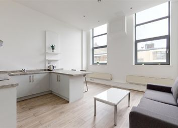 Thumbnail 1 bed flat to rent in Crusader House, Thurland St, Nottingham