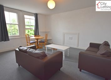 Thumbnail 3 bed flat to rent in Forest Road West, Nottingham