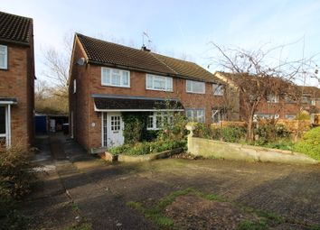Thumbnail 3 bed semi-detached house to rent in Latton Green, Harlow