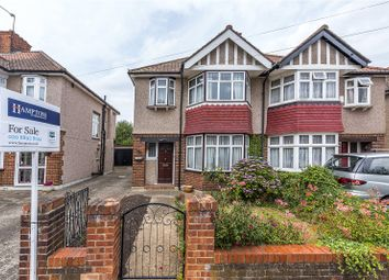 Thumbnail 3 bed semi-detached house for sale in Mayfair Avenue, Twickenham