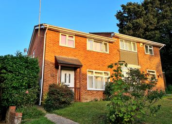 Thumbnail 3 bed semi-detached house to rent in Oakwood Drive, Southampton