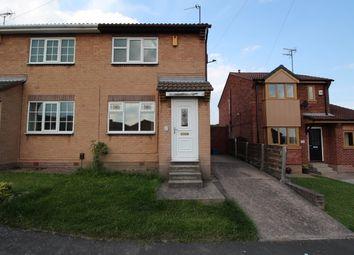 Thumbnail 2 bed semi-detached house for sale in Celandine Rise, Swinton