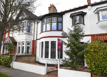 Thumbnail 3 bed terraced house for sale in Silversea Drive, Westcliff-On-Sea, Essex