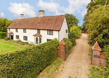 Thumbnail 4 bed detached house for sale in Town Lane, Benington, Herts