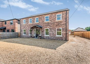 Thumbnail 5 bed detached house for sale in Fridaybridge Road, Elm, Wisbech