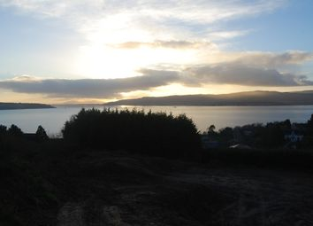 Thumbnail Land for sale in Meikle Aiden Brae, Kilcreggan, Helensburgh