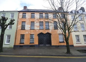 Thumbnail 5 bed block of flats for sale in 8 Quay Street, Carmarthen