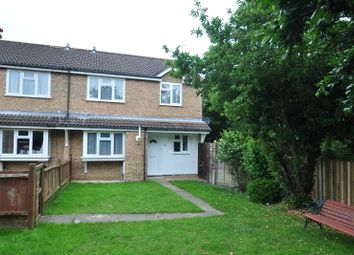 Thumbnail 2 bed semi-detached house to rent in Bowens Field, Ashford, Kent